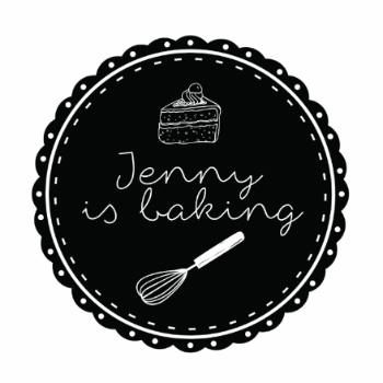 Jenny is baking